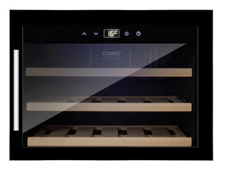 Винный шкаф Caso WineSafe 18 EB 60 см шириной
