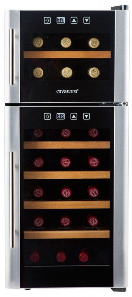 винный шкаф Cavanova CV-021-2Т