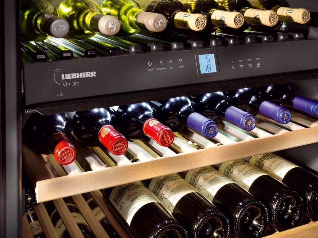 обзор лучших винных шкафов