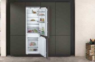 рейтинг лучших встраиваемых холодильников