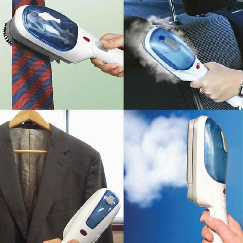 Как выбрать ручной отпариватель?