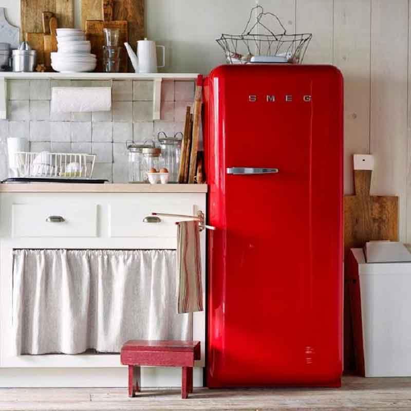 Куда поставить холодильник на кухне и в гостиной: выбор ниши