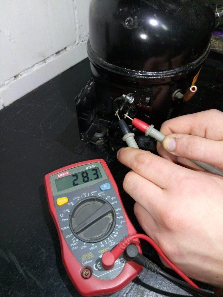 Как проверить компрессор холодильника рабочий или нет
