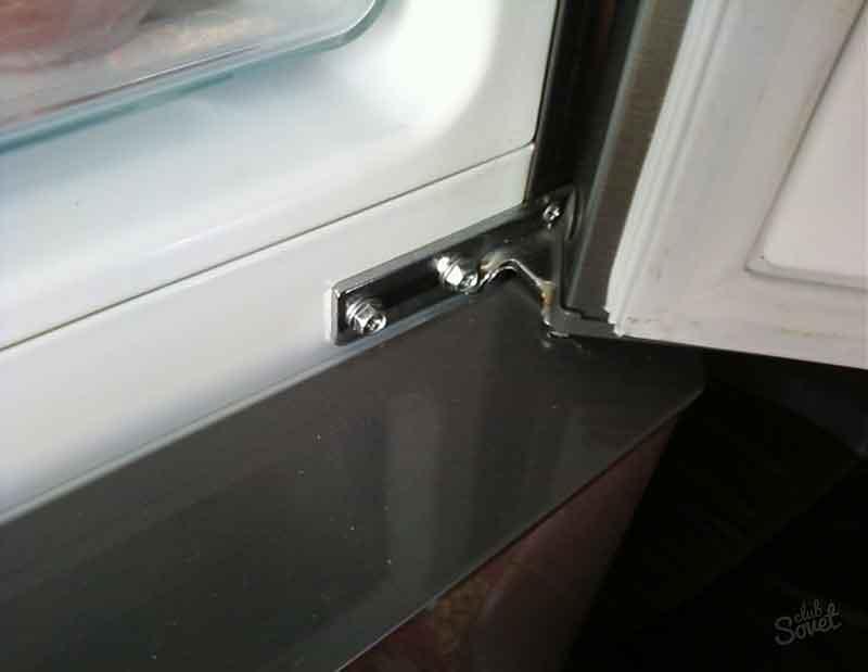 Не плотно закрывается дверь холодильника — что делать?