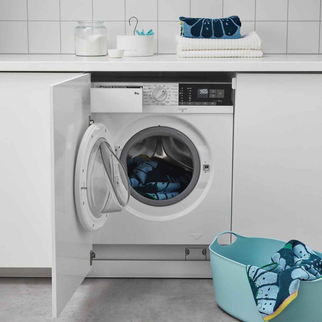 Рейтинг топ-10 лучших встраиваемых стиральных машин