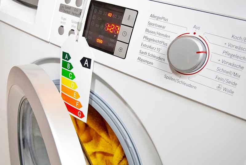 Сколько киловатт энергии потребляет стиральная машина в час