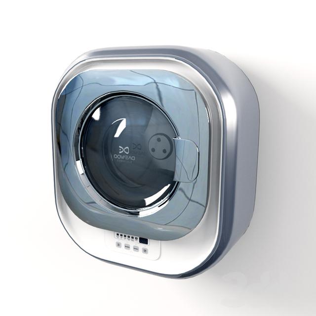 Настенная стиральная машина Daewoo Electronics