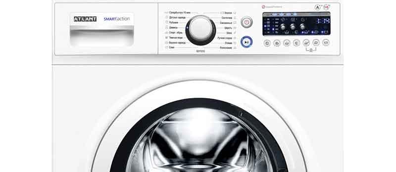 Топ 5 лучших стиральных машин Атлант по отзывам покупателей и специалистов
