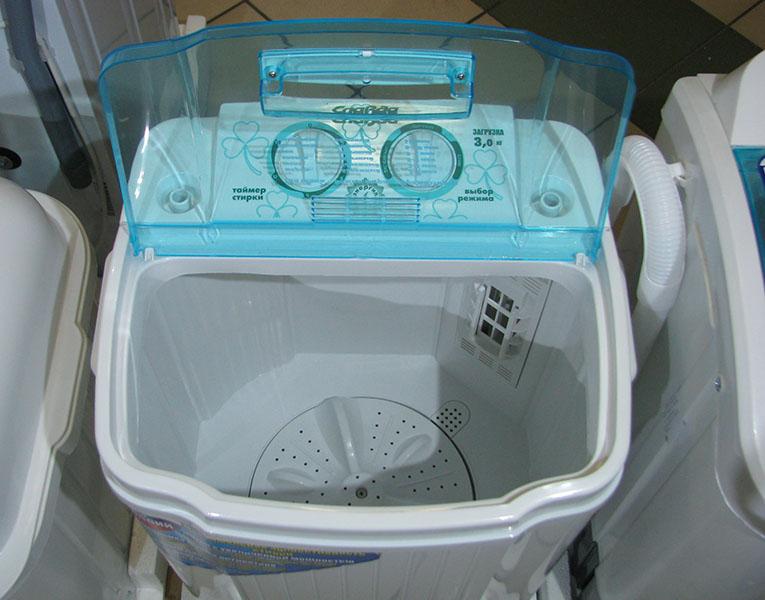 Лучшие стиральные машины активаторного типа с отжимом