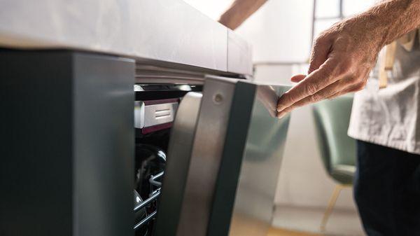 Почему пищит посудомоечная машина - причины и диагностика