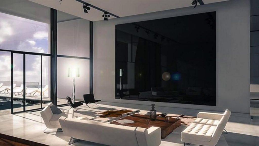 Самые большие телевизоры с большой диагональю для дома