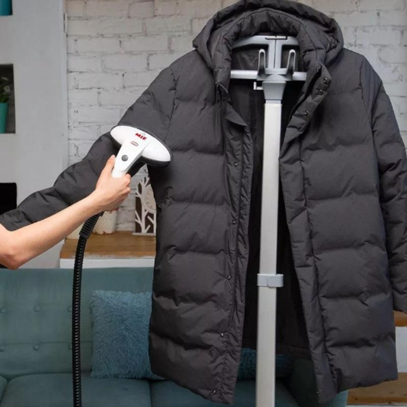 Как гладить отпаривателем для одежды