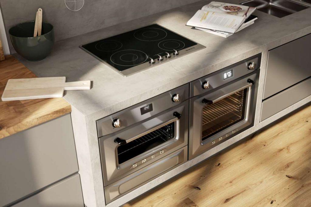 Газовая или электрическая духовка - что лучше?