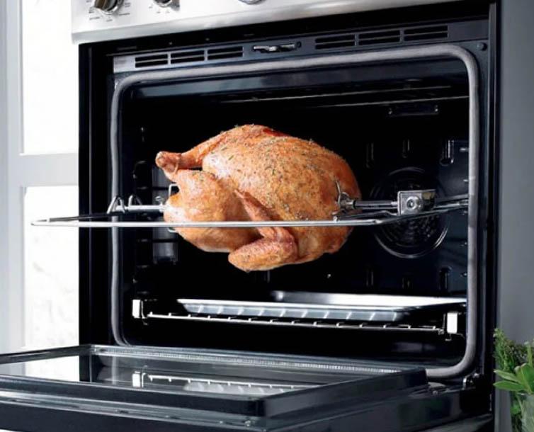Как правильно пользоваться духовкой