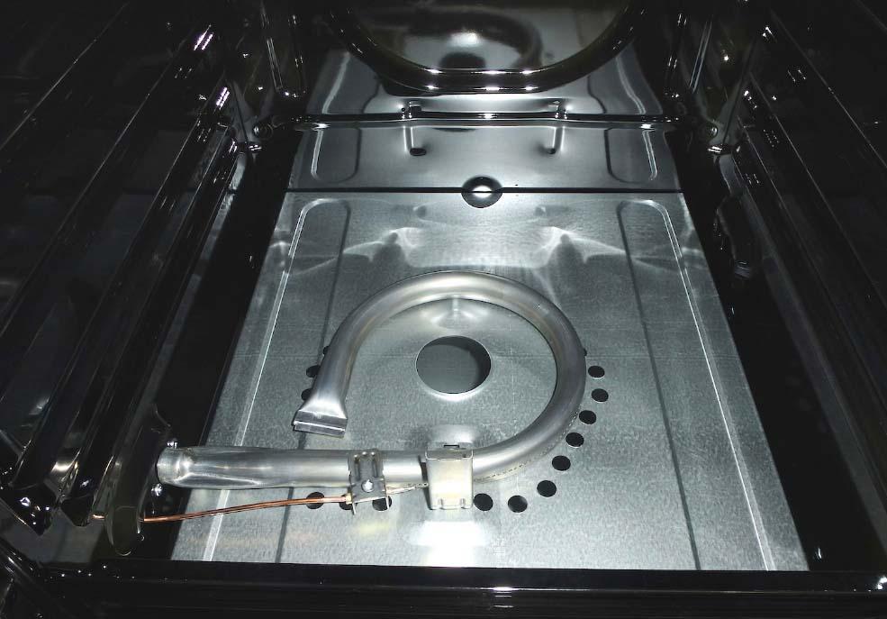 Как включить газовую и электрическую духовку