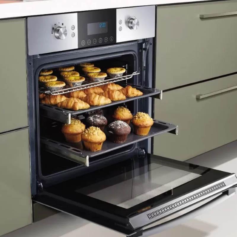 Какая мощность духовки в кВт должна быть?