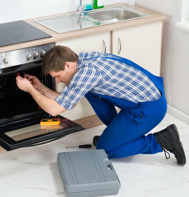 Как установить духовой шкаф в кухонный гарнитур самостоятельно