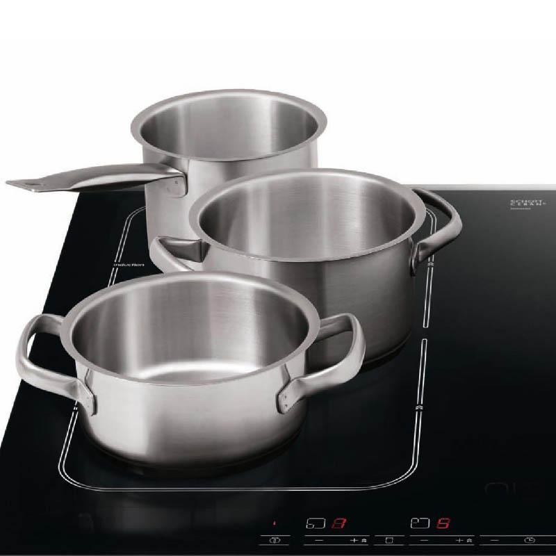 Какая посуда подходит для индукционной и стеклокерамической варочной панели