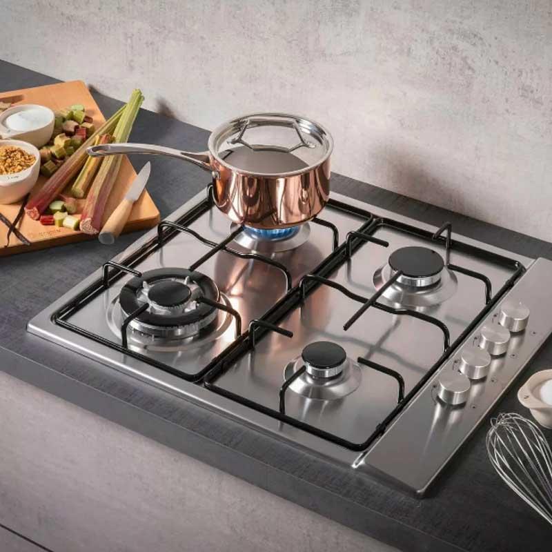 Лучшие газовые варочные панели встраиваемые в кухонный гарнитур