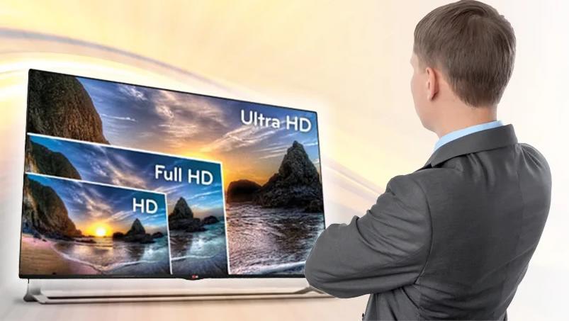 4к или Full HD телевизор - что лучше и какой выбрать