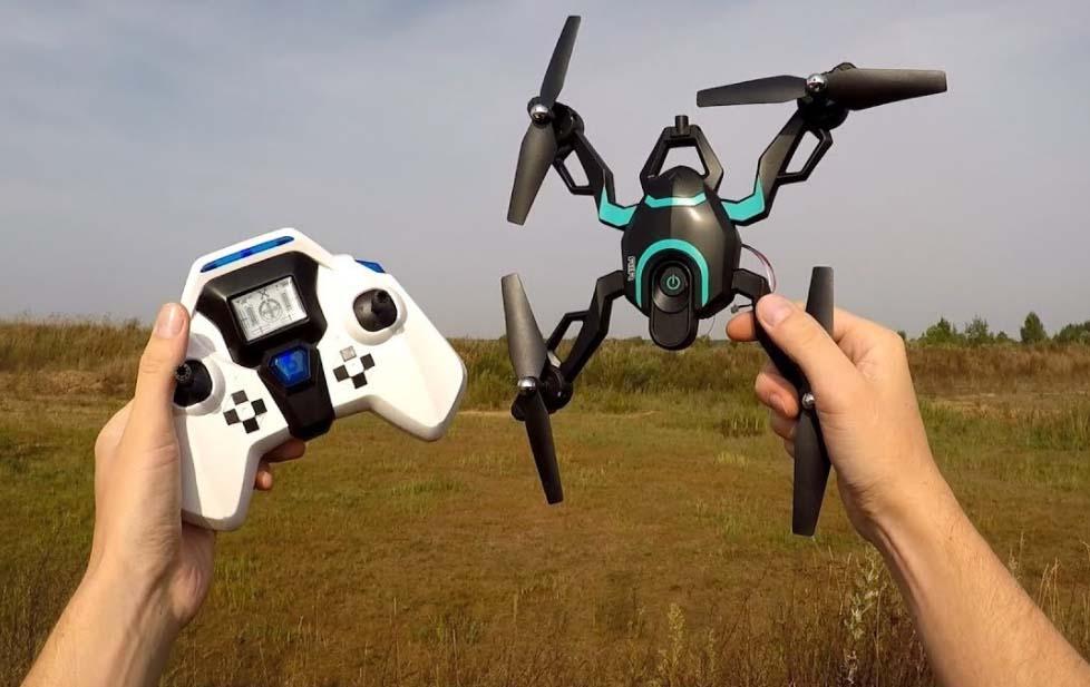 Как выбрать квадрокоптер с видеокамерой